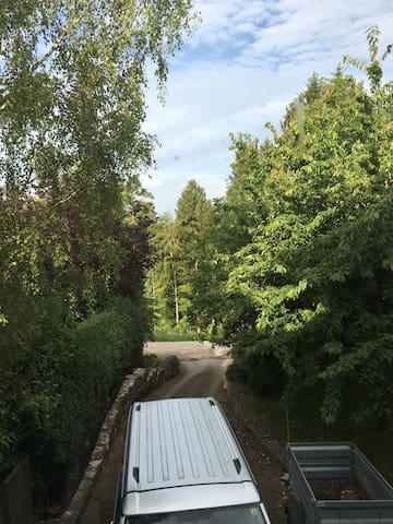 Erholung vom Alltag, Natur pur - Adelberg - Huis