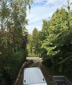 Erholung vom Alltag, Natur pur - Adelberg - House
