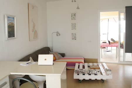 Apartment in La Graciosa (the house) - Caleta de Sebo