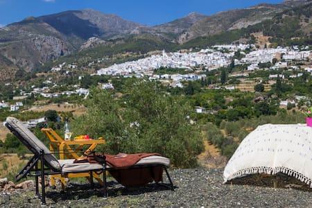 Casarabonela, overlooking, Malaga - Casarabonela - Hus