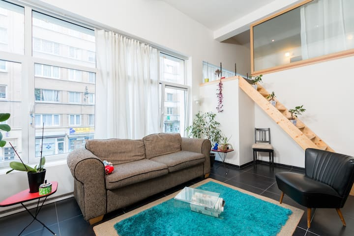 Flat in Brussels - Bruxelles - Appartement