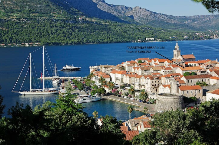 Korcula Old Town cosy studio apartment - Korčula - Apartment