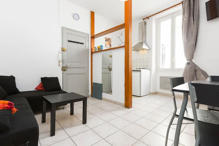 Appartement intra-muros Avignon