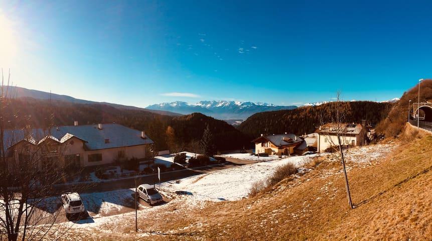 Appartamento in montagna a Ruffrè