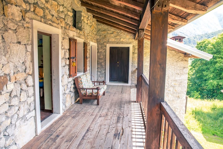 Baita in Val d'Arzino