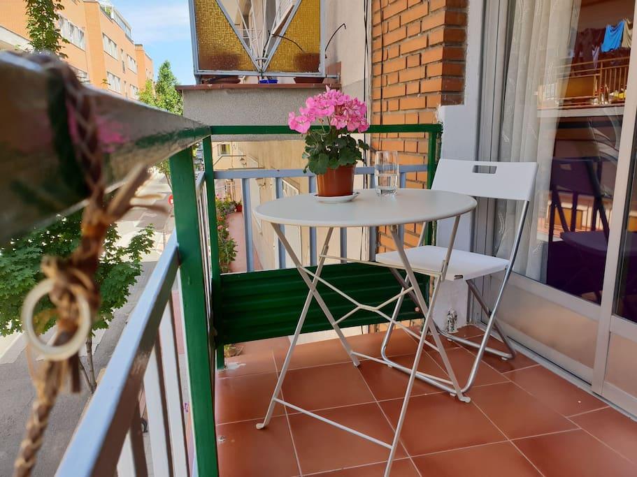 Front Terrace - terraza de la calle