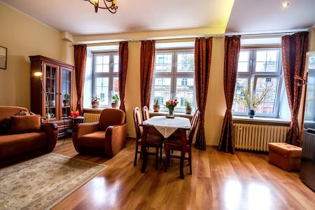 Old town apt in the heart of Gdansk - Gdańsk - Apartment