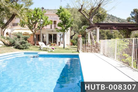 Country house with pool in Garraf - Garraf - Villa