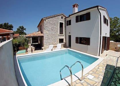 Istria vacanze da sogno Mala Hiza - Peresiji - บ้าน