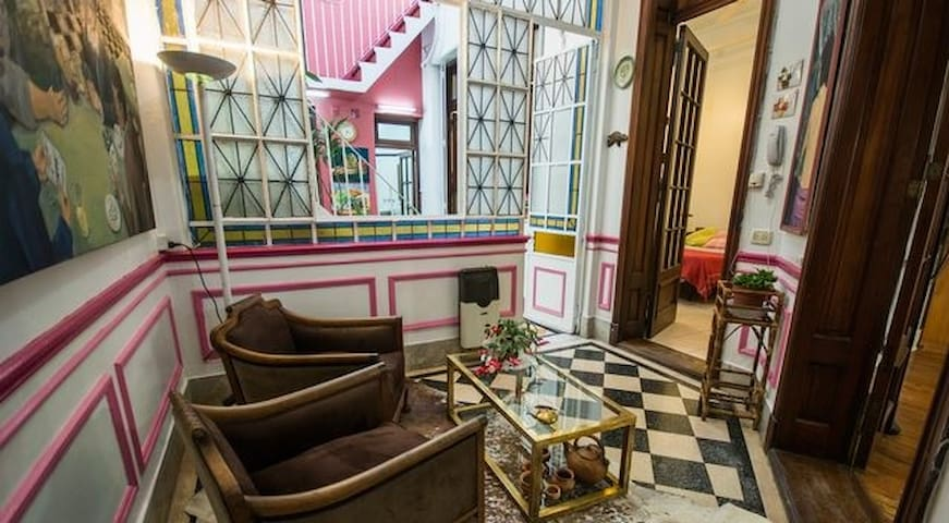 Big House! 4BR + 8 Guest + Barbecue - Buenos Aires - Dom