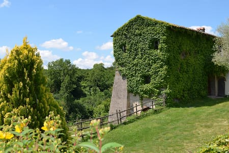 Antique Country House in Tuscia - Capranica - Villa