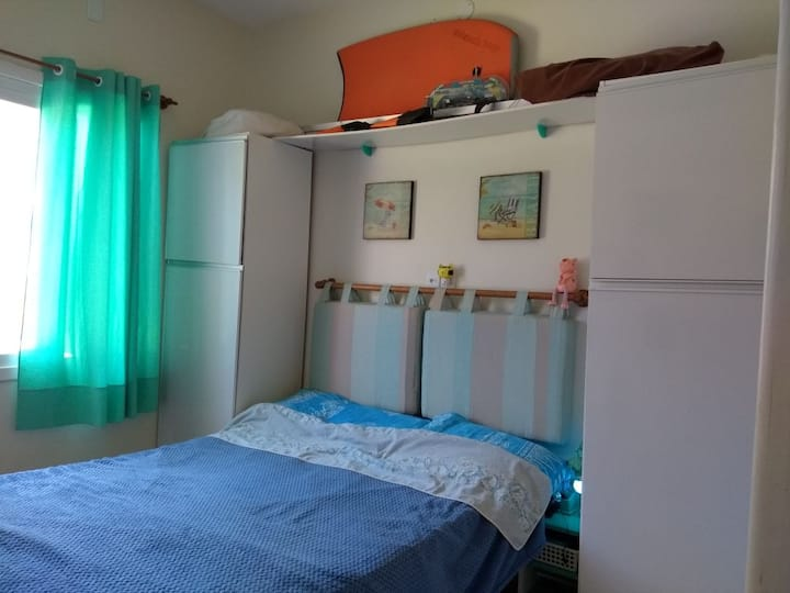 Apartamento para temporada - 1 dormitório