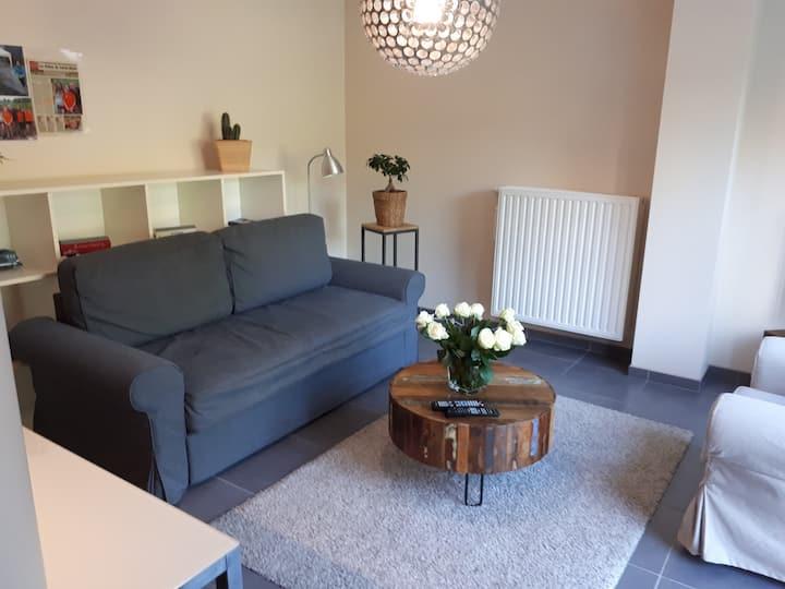Appartement neuf - terrasse - confort et intimité