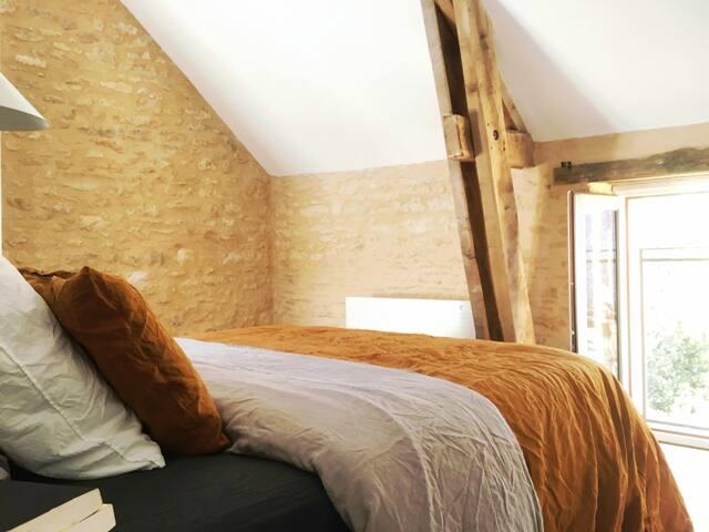 Maison Bel Estiu-Chambre 2 - Sarlat  Périgord Noir
