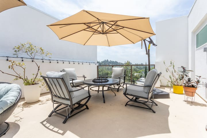 Rooftop Terrace w/Panoramic Views★ Highland Park ★