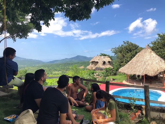 Ama Kasutay - Cabaña campestre
