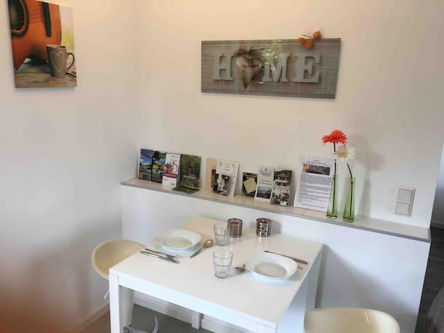 Appartement zwischen Köln und Bergischem Land