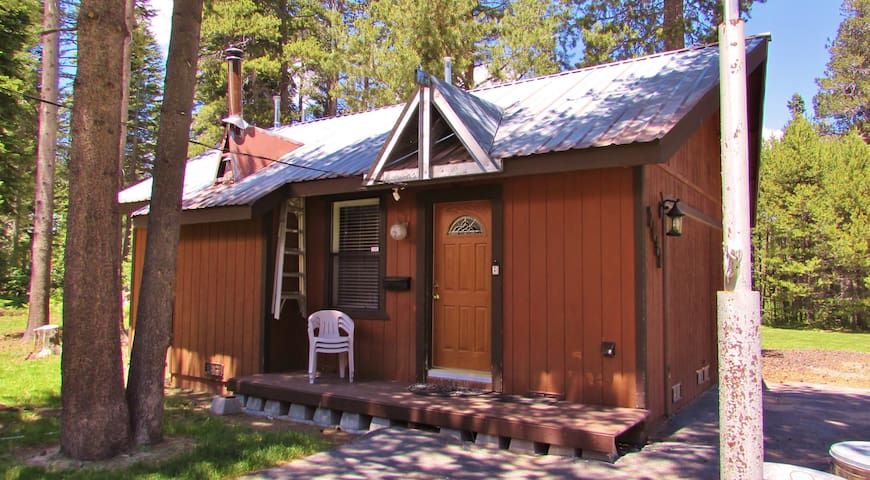 Charming Lake Tahoe Guest Cabin, Feb midweek open - Tahoma