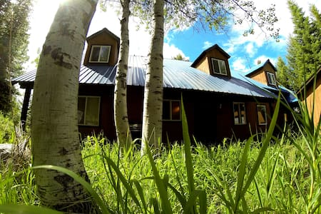 Family or Group Cabin -- 4BR/2BA - McCall - Huis