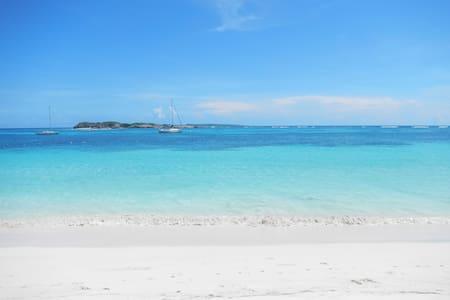 Best Deal! Oceanfront Res Mont Vernon Orient Beach - Orient Bay - Leilighet