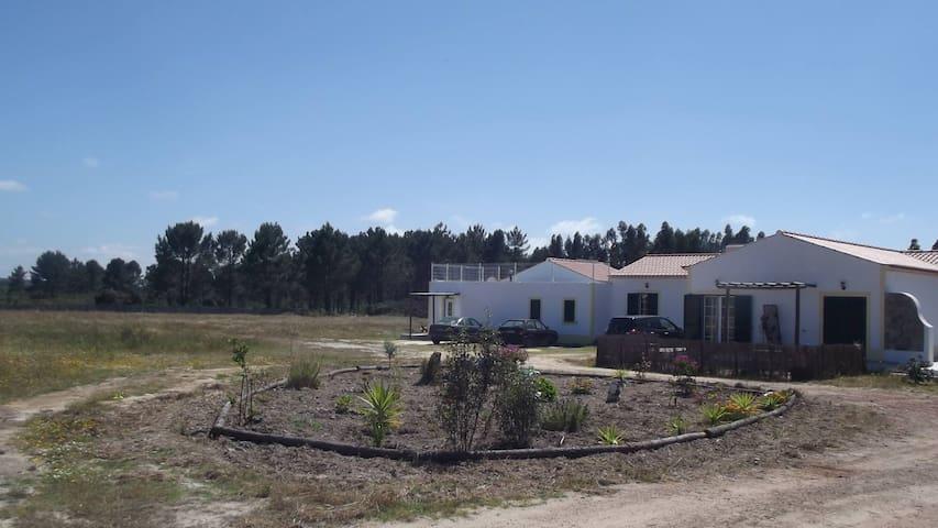 Monte Santiago Maria - S.Teotónio - Casa de campo