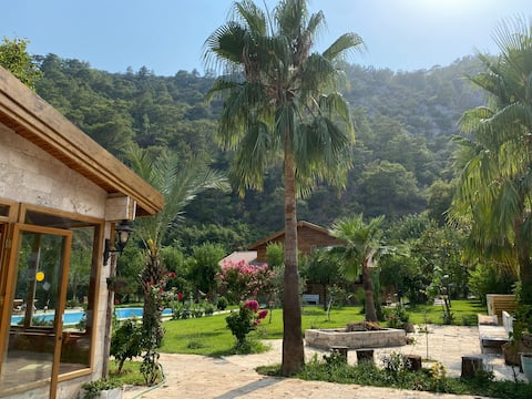 Villa  400 Meters to the Beach