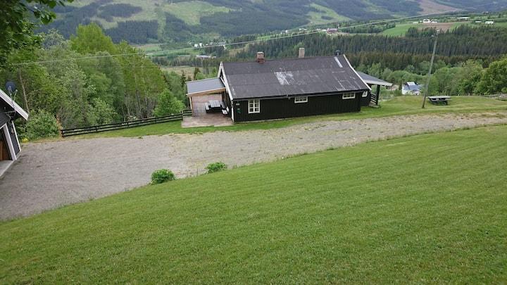 Koselig hytte