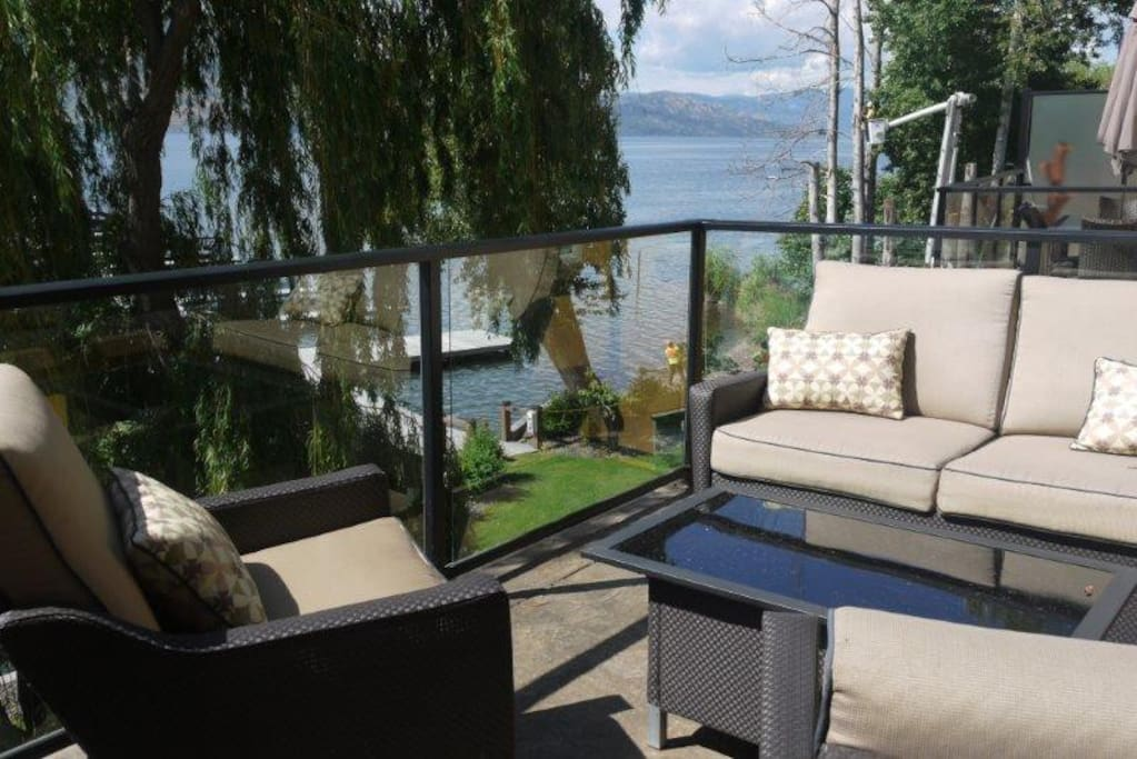 Beach And Lakeview 3 5 Bedroom Barona Beach Resort Apartments For Rent In West Kelowna
