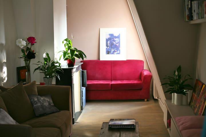 Charming apartment in the Marais - Paris - Apartment