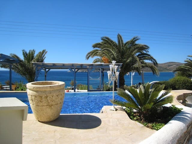 Dolphin Family villa sea view - Antiparos - Byt