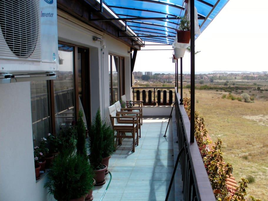 Balcony Sunny House
