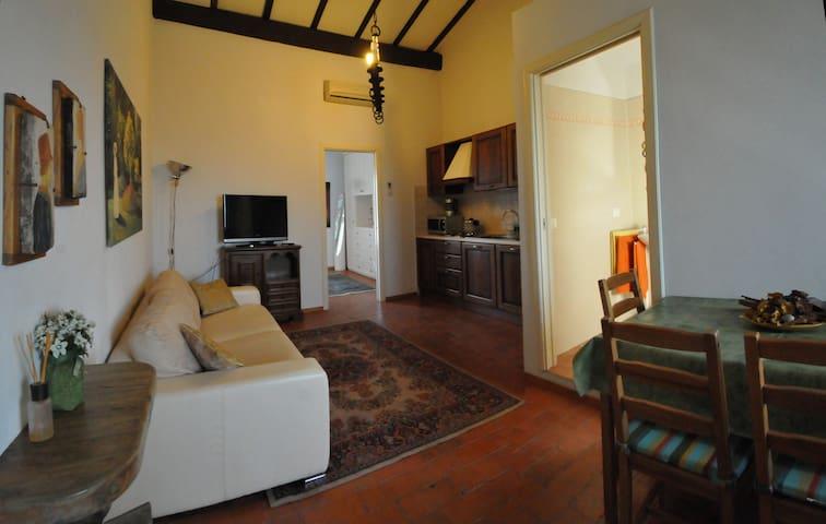 Appartamento vista giardino - Serravalle Pistoiese - Leilighet