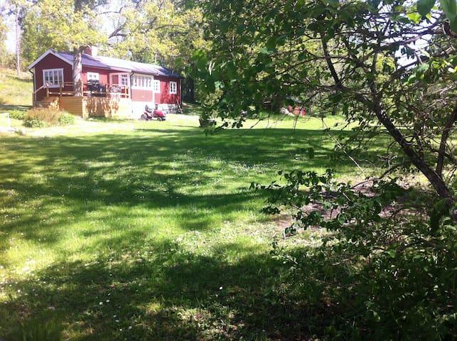 Lakeside cottage Norrtälje Roslagen - Norrtälje - House