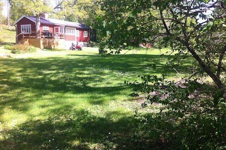 Lakeside cottage Norrtälje Roslagen - Norrtälje - Casa