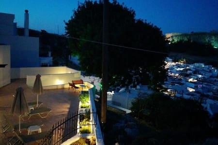 Acropolis view studio in Lindos - Lindos