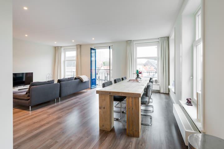 Center Zandvoort 2 min from Beach - Zandvoort - Apartemen