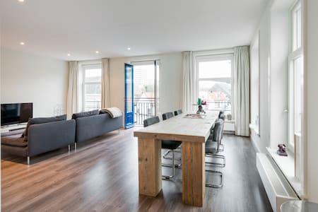 Center Zandvoort 2 min from Beach - Zandvoort - Apartment