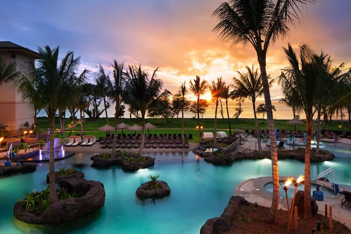 WESTIN NANEA OCEAN 7 NIGHT MAUI message for dates