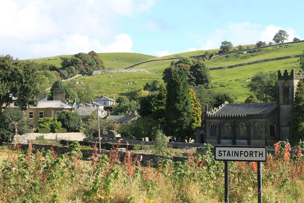 Welcome to wonderful Stainforth!