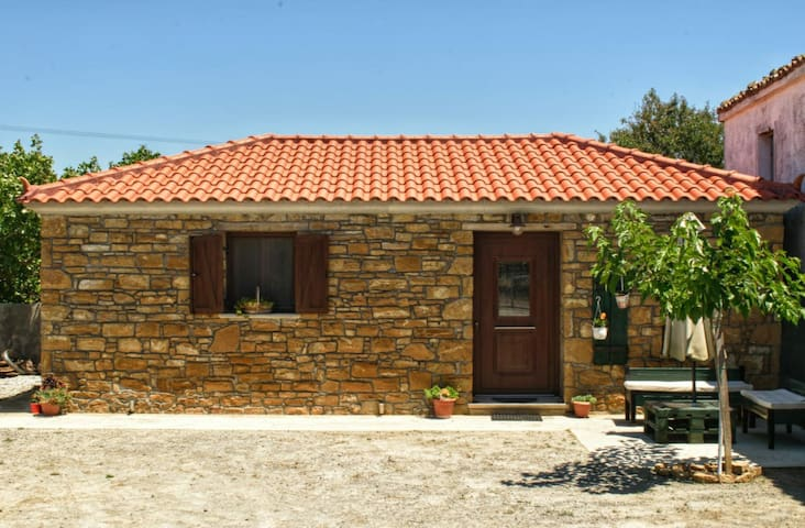 Stone House in Kalliopi