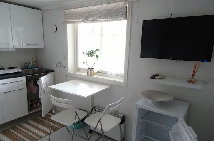 Apartment close to the citycenter