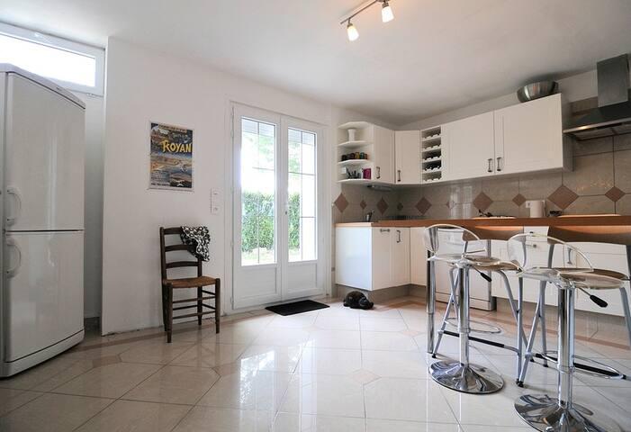 Location maison de vacances Royan  - Médis - Casa