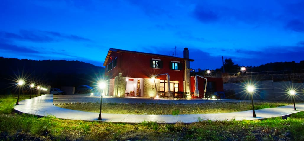 Splendida posizione panoramica - Guardialfiera - Bed & Breakfast