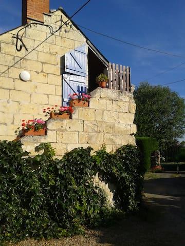 Gite rural proche Saumur - Saumur - Apartament