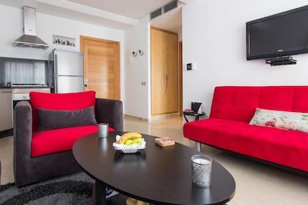 Apartment with 50m² of terrace - Casablanca - Apartment