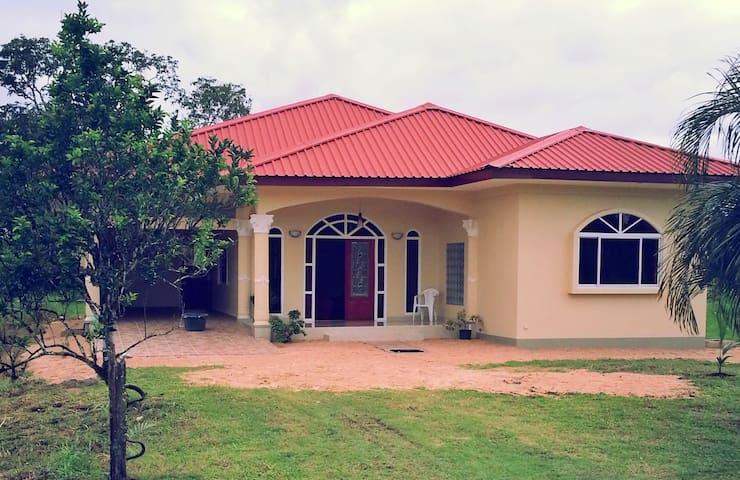 Vakantiehuis Out of Paramaribo