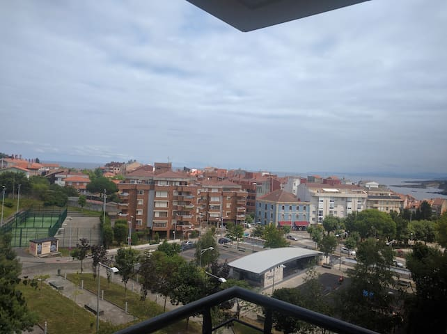Apartamento con vistas al mar - Luanco - Apartment
