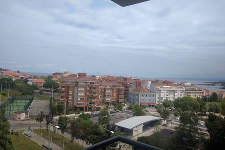 Apartamento con vistas al mar - Luanco - Квартира