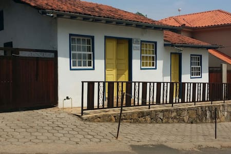 Casa Aconchegante c/ Garagem - Casa