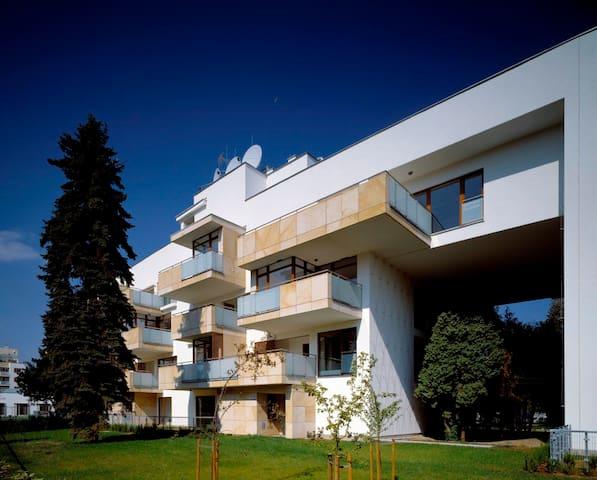 Marina Mokotów - 2room apartment - Varsó - Lakás
